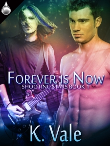 If you love someone, set him free. If he steals something of yours, hunt him down and make him sorry. Alex Bremen is over Chance Ralan. Ever since his high school boyfriend ditched him nine years ago, Alex has barely thought of Chance at all. Sure, Alex attended a concert or two when his ex's band, Armageddon Showdown, was in the area, but that was more curiosity than anything else. Who wouldn't want to see firsthand how his once clean-cut boyfriend transformed into a pierced and tattooed heavy metal god? But when Chance has the nerve to record a love song Alex wrote for him years ago, Alex crosses the country to confront him. Revenge becomes a dish best served sizzling hot. The two men lock horns, but find the chemistry between them has only intensified with time, and occasionally love needs to do some growing up before it can be done right.